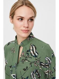 vmsus l/s bow top wvn 10225580 vero moda blouse comfrey/sus