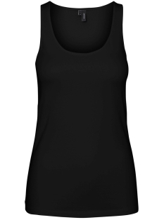 vmmaxi my soft  short tank top ga noos 10228807 vero moda top black
