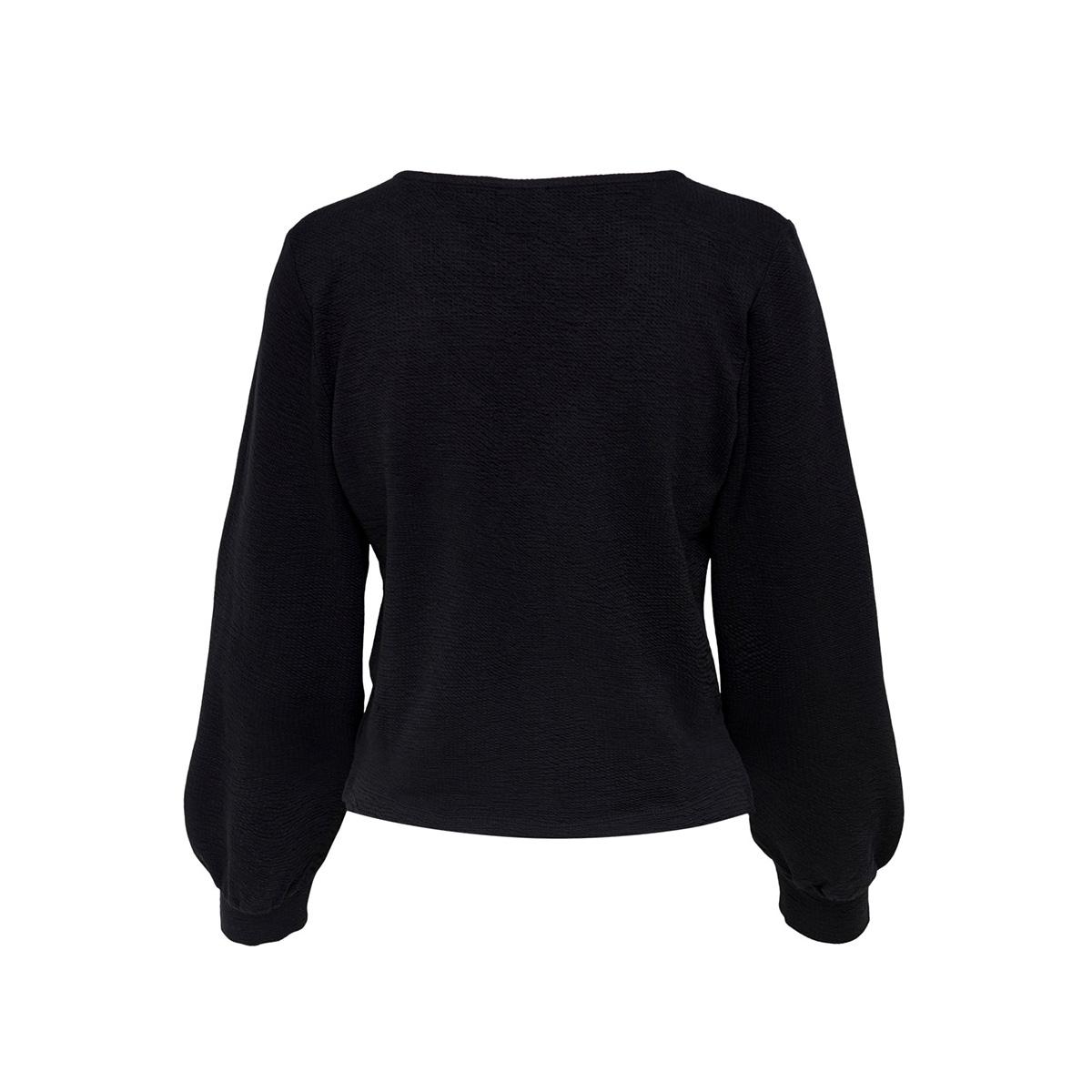 jdyoslo l/s top jrs 15197767 jacqueline de yong t-shirt black