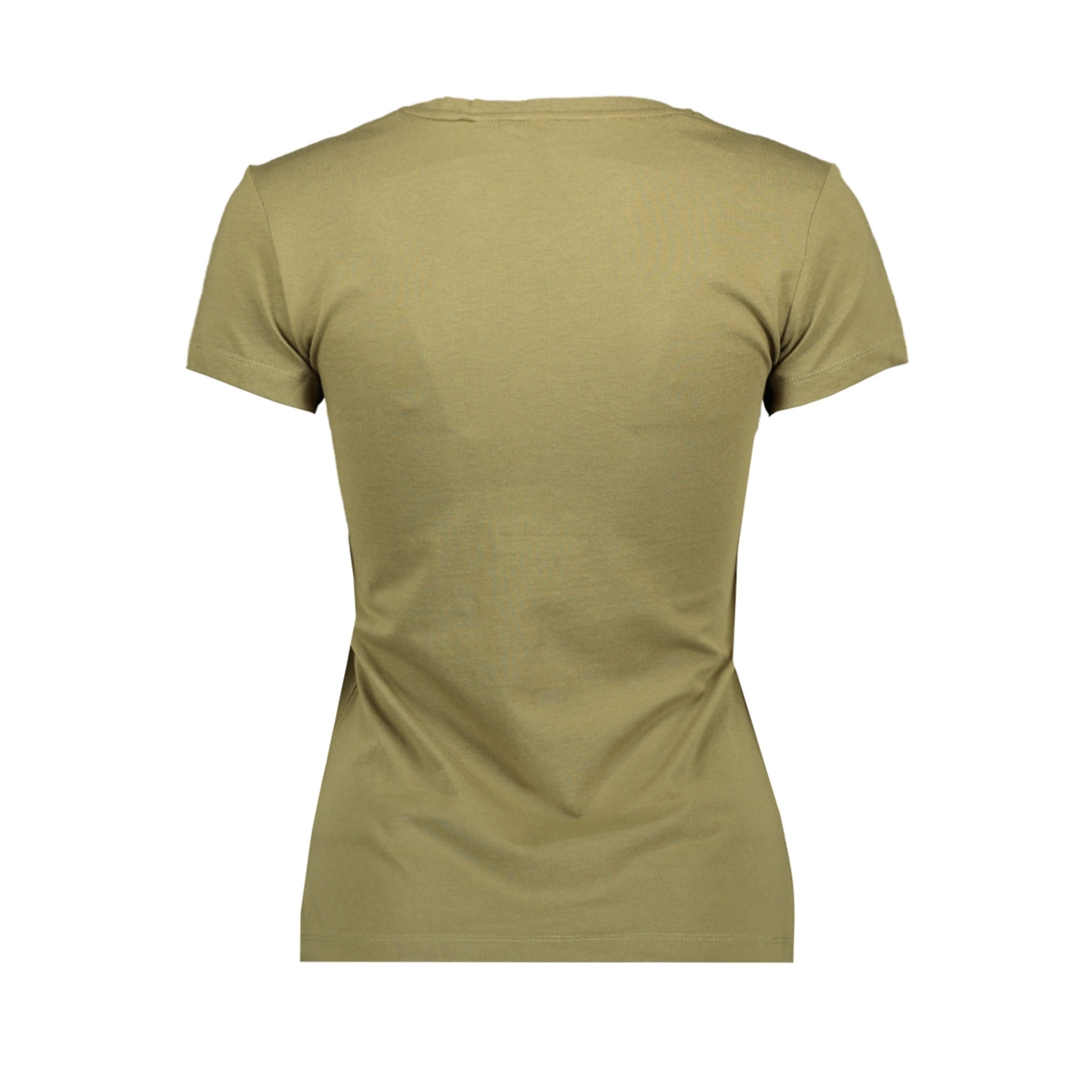 onlvalentina life fit s/s pho top c 15203380 only t-shirt martini olive/discover