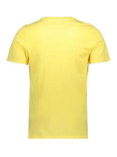 jjelogo tee ss o-neck 2 col ss20 noos 12164848 jack & jones t-shirt lemon drop/slim