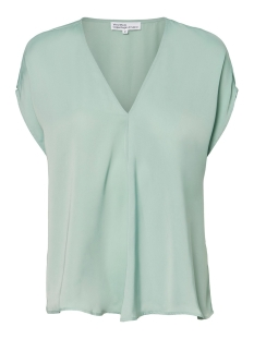 Vero Moda T-shirt VMSUSSI SS TOP VMC 10224627 GRANITE GREEN