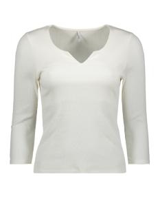 Only T-shirt ONLMIRA LIFE 3/4 TOP JRS 15199554 Cloud Dancer