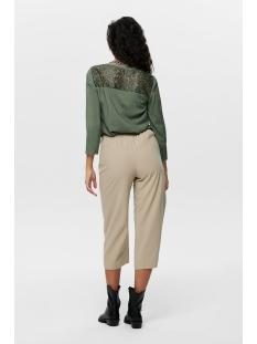 jdyraymond 7/8  lace top wvn noos 15194025 jacqueline de yong t-shirt castor gray