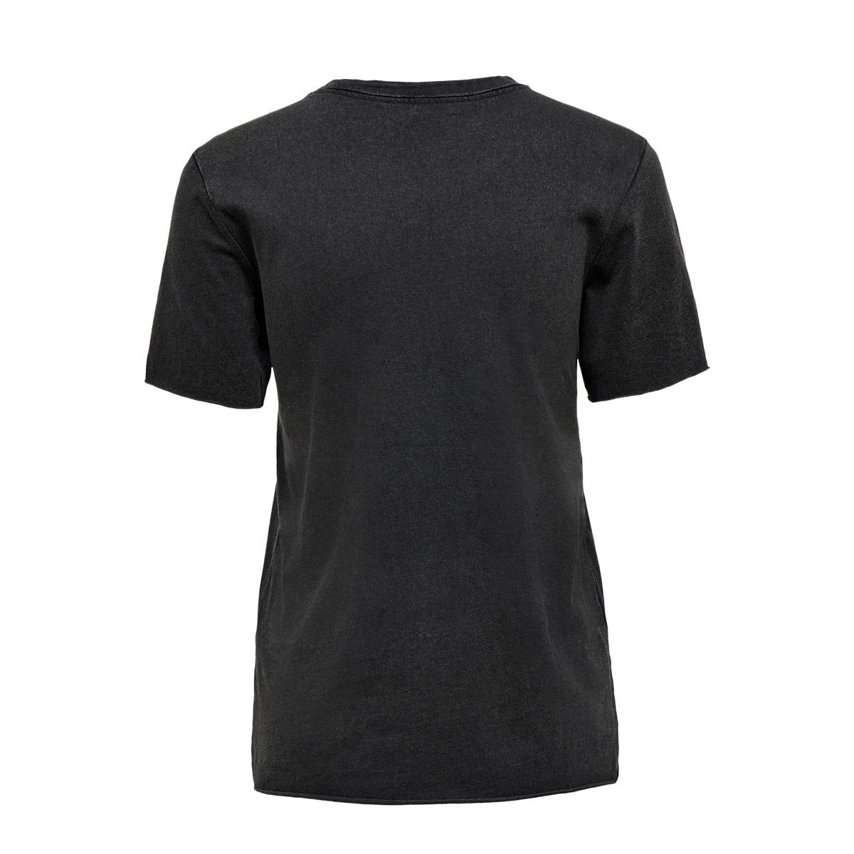 onllucy reg s/s road top box acid c 15192905 only t-shirt black/nowhere