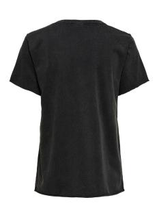 onllucy reg s/s road top box acid c 15192905 only t-shirt black/nashville