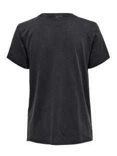 onllucy life reg s/s land box acid 15199823 only t-shirt black/lake
