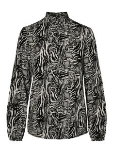 vmdagmar ls top wvn  lcs 10230330 vero moda blouse black/dagmar