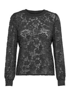 Only T-shirt OnlAMAZE L/S TOP ZA JRS 15205056 Black