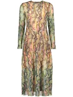 jurk met slangen print 1017602xx71 tom tailor jurk 22053
