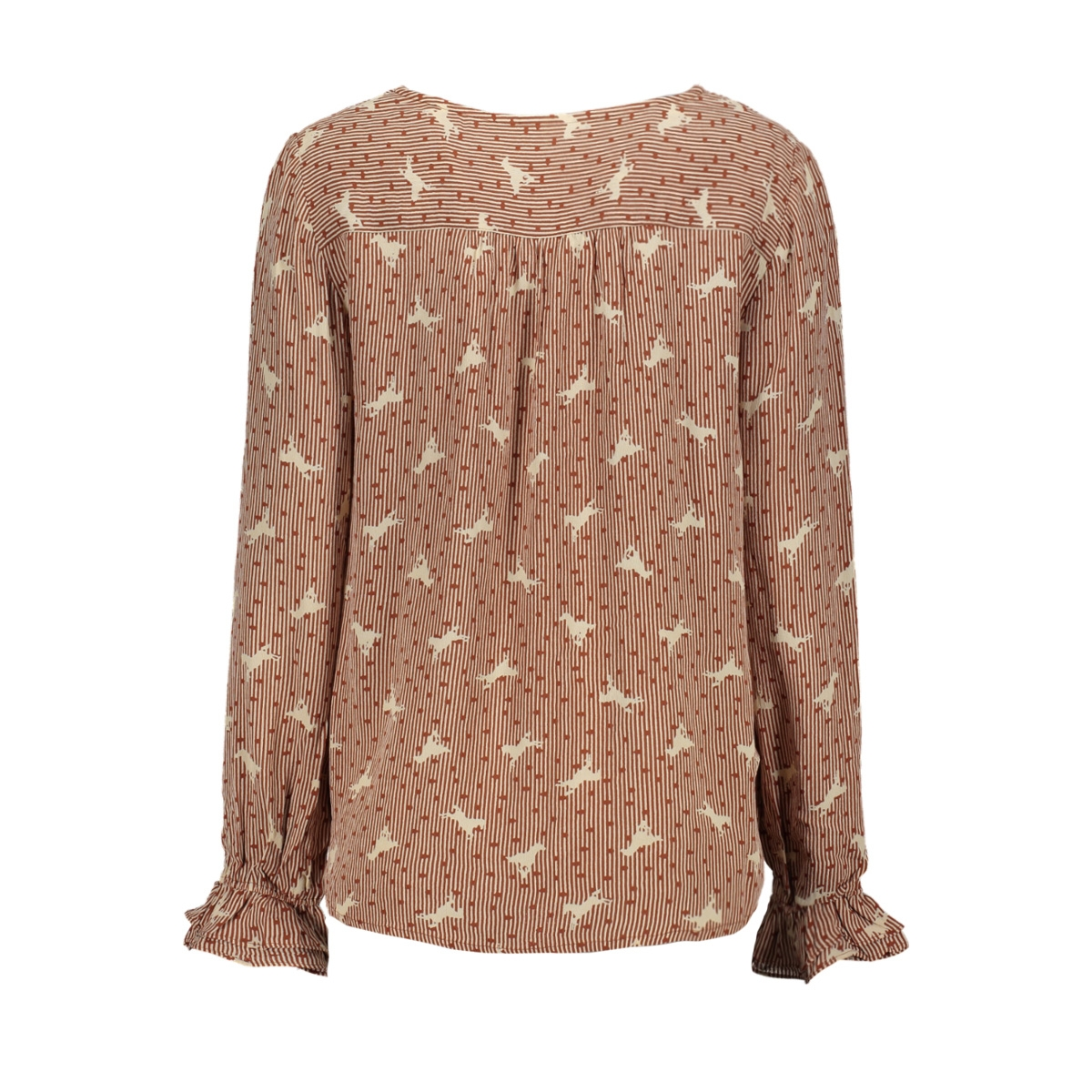 woven shirt l s u1075 saint tropez blouse 6244 g bread