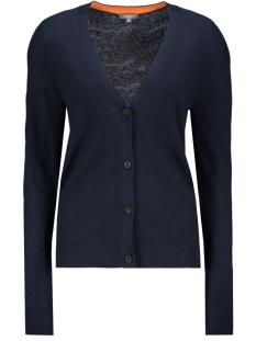 cardigan met contrasterende details 1016501xx77 tom tailor vest 10668