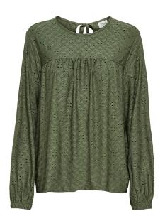 Jacqueline de Yong T-shirt JDYCATHINKA L/S TOP JRS 15198620 Kalamata