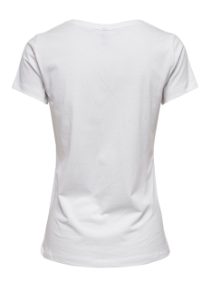 onlindre life fit s/s girl top box 15203560 only t-shirt bright white/wonder