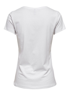 onlindre life fit s/s girl top box 15203560 only t-shirt bright white/embrace