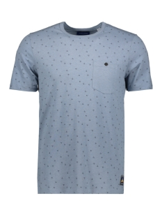 Jack & Jones T-shirt JORTONNE TEE SS CREW NECK 12168916 Ashley blue/slim