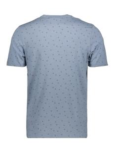 jortonne tee ss crew neck 12168916 jack & jones t-shirt ashley blue/slim
