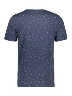 jortonne tee ss crew neck 12168916 jack & jones t-shirt navy blazer/slim