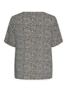 jdystarr life s/s top wvn 15198129 jacqueline de yong t-shirt black/sandshell