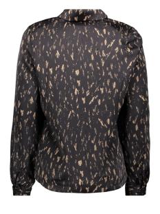 vmemilja l/s shirt exp 10237582 vero moda blouse phantom/emilja