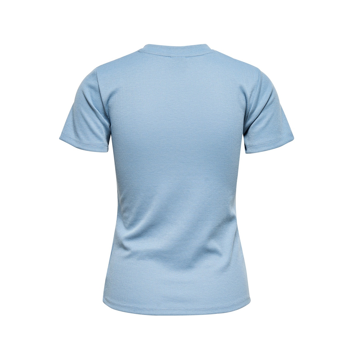jdykissa s/s top jrs 15200591 jacqueline de yong t-shirt faded denim