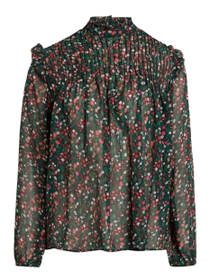 SisterS point Blouse AIMA LS FLOWER