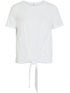 Object T-shirt OBJSTEPHANIE MAXWELL S/S TOP NOOS 23029269 White