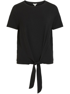Object T-shirt OBJSTEPHANIE MAXWELL S/S TOP NOOS 23029269 Black