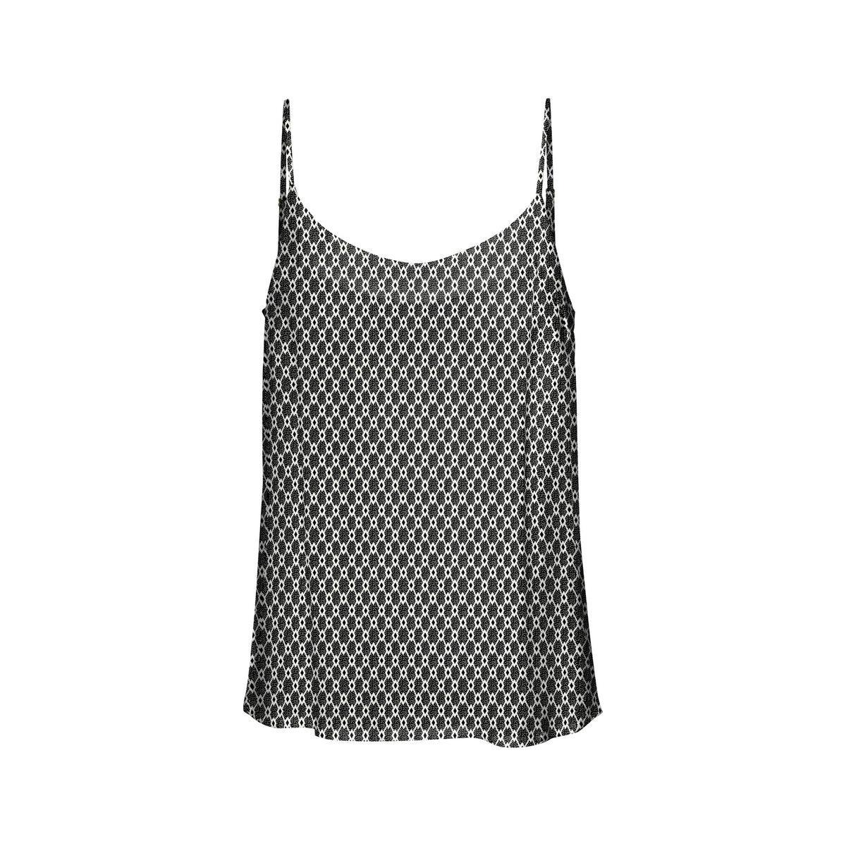 vmsimply easy singlet top wvn ga 10227820 vero moda top black/felicia