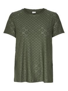 Jacqueline de Yong T-shirt JDYCATHINKA S/S TAG TOP JRS NOOS 15158450 Kalamata