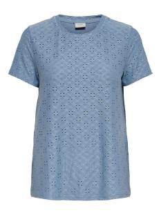 jdycathinka s/s tag top jrs noos 15158450 jacqueline de yong t-shirt faded denim