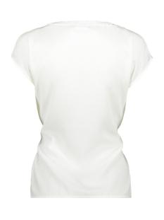 vimirenza v-neck s/s top 14057512 vila t-shirt cloud dancer