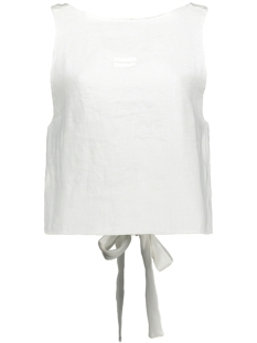 10 Days Top TOP KNOT LINEN 20 464 0201 1001 WHITE