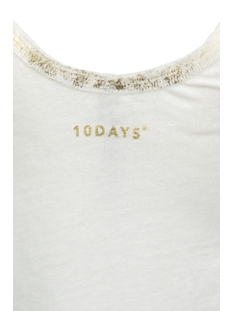 top gold 20 452 0201 10 days top white