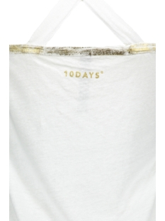 wrapper gold 20 712 0201 10 days top white