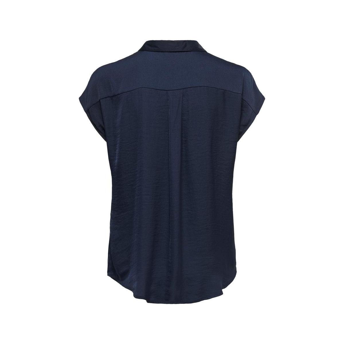 jdysheela s/s shirt wvn 15196788 jacqueline de yong blouse sky captain