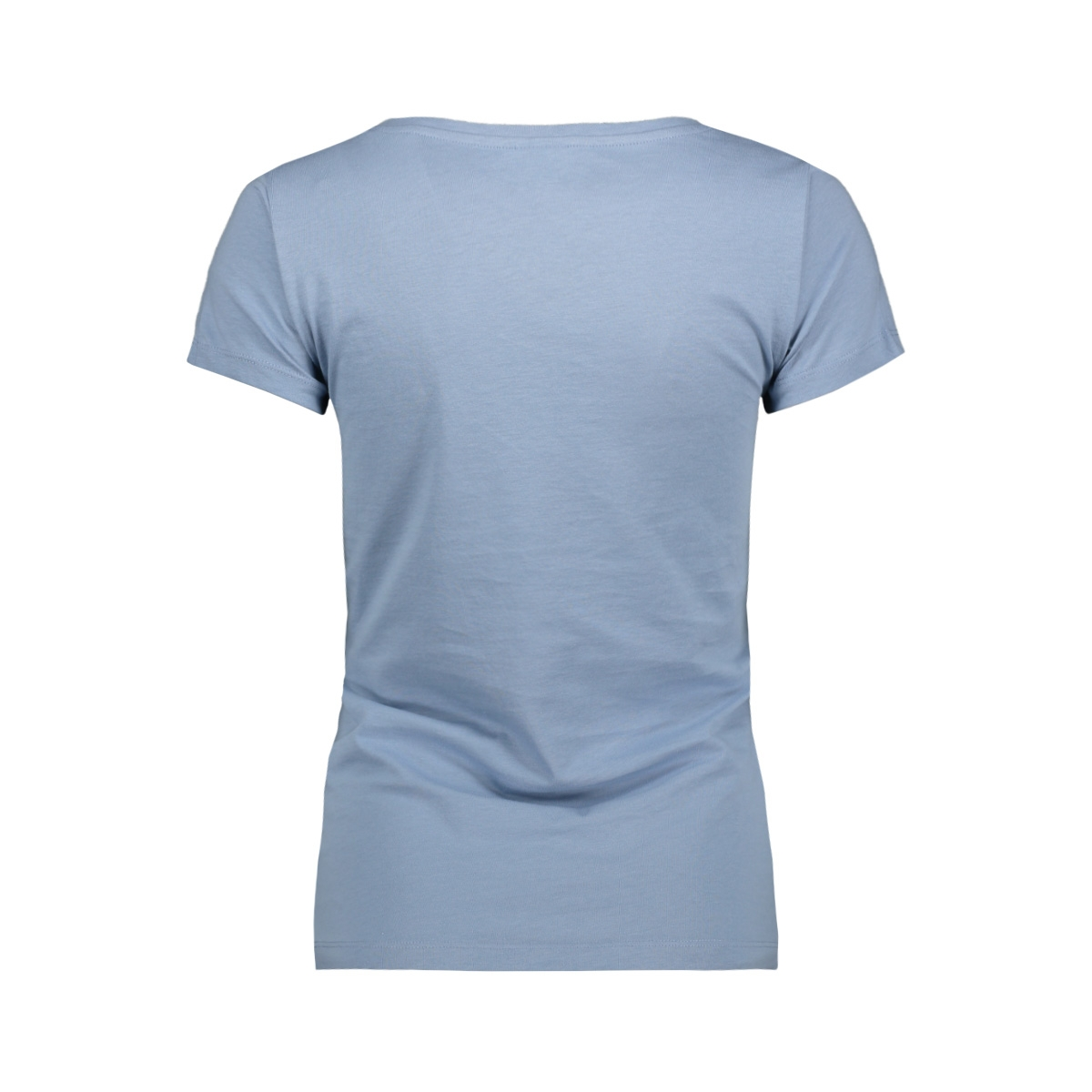 jdychicago life s/s print top jrs 15195298 jacqueline de yong t-shirt faded denim/things