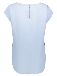 onlvic s/s solid top noos wvn 15142784 only t-shirt cashmere blue