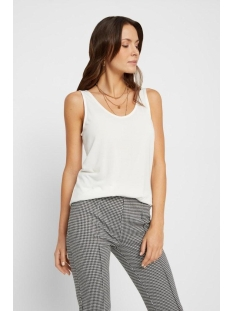 Pieces Top PCKAMALA TANK TOP NOOS BC 17100687 Bright White
