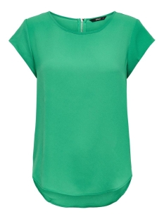 Only T-shirt ONLVIC S/S SOLID TOP NOOS WVN 15142784 Simply Green
