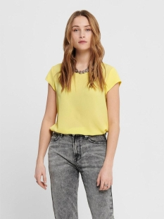 onlvic s/s solid top noos wvn 15142784 only t-shirt pineapple slice