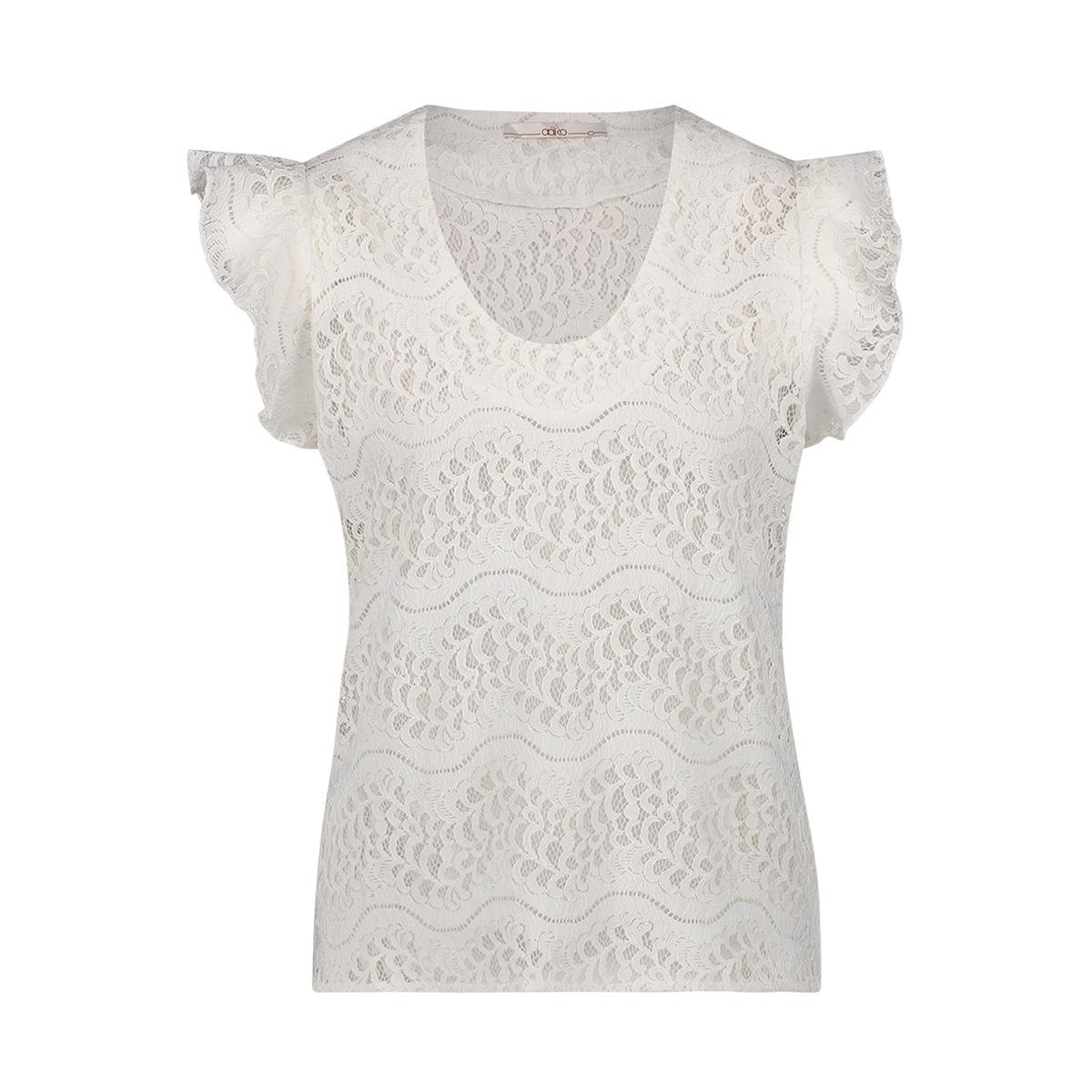 deno lace co 513 aaiko t-shirt les blancs