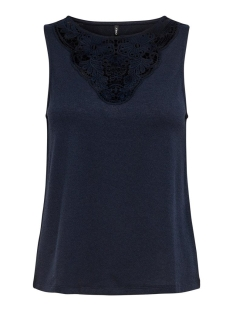 Only Top ONLRAVELLO S/L TOP JRS 15202316 NIGHT SKY