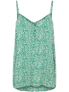 Pieces Top PCNYA SLIP TOP PB 17102734 Verdant Green