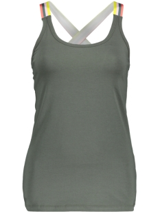 Smith & Soul Top TOP STRAPS 0420 0436 704/OLIVE