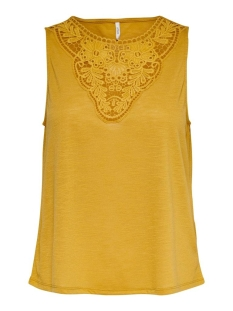 Only Top ONLISA S/L TOP JRS 15205689 Golden Spice
