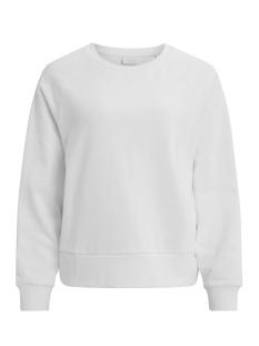 Vila sweater VIHYKA L/S SWEAT 14058912 Cloud Dancer