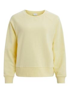 Vila sweater VIHYKA L/S SWEAT 14058912 Mellow Yellow