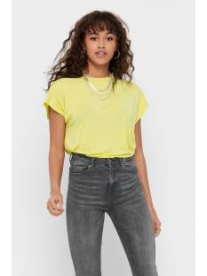 Only T-shirt ONLFREE LIFE S/S O-NECK TOP NOOS JR 15199102 Pineapple Slice