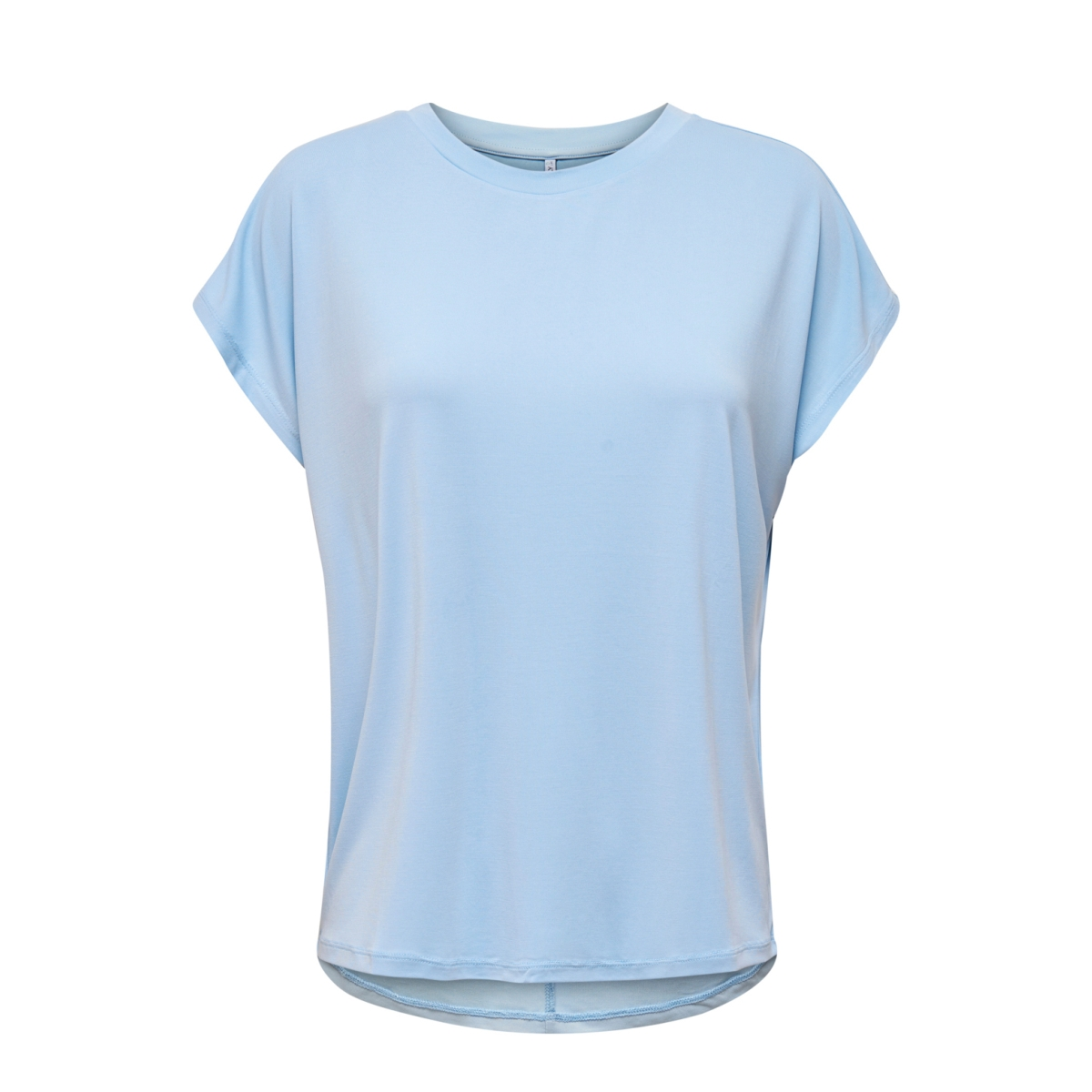 onlfree life s/s o-neck top noos jr 15199102 only t-shirt cashmere blue